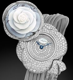 Baselworld News, Trends and Statistics From The World's Largest Horology Event Amazing Watches, Beautiful Watches, Glass Jewelry, Fine Jewelry, Jewelry Box, Jewlery, Brighton Jewelry, Crown Jewels, Classy And Fabulous