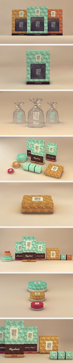 Cocoville – Handmade fine chocolates by Isabela Rodrigues PD