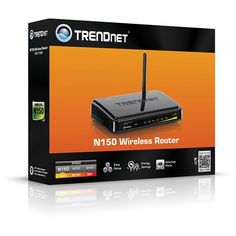 TRENDnet TEW-712BR wireless router