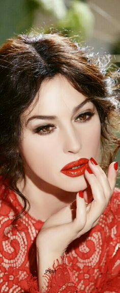 Monica Bellucci for Dolce N Gabbana