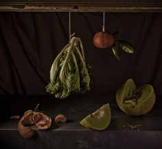 Dutch Masters Inspired Still Life by SF Food Photographer Scott Peterson