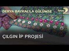 Derya Baykal'la Gülümse: Çılgın İp Projesi - YouTube Womens Fashion, Antalya, Couture, Women's Fashion, Woman Fashion, Fashion Women, Feminine Fashion, Moda Femenina
