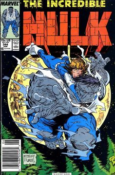 DC Comics Back Issues The Incredible Hulk Pyrrhic Victory Marvel Comics 1984  Marvel Comics Art, Marvel Comic Books, Marvel Characters, Comic Books Art, Marvel Girls, Hq Marvel, Mundo Marvel, Marvel Heroes, Deathstroke