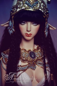 Satis - egyptian goddess by amadiz on deviantART