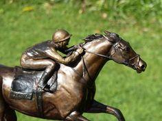Horse Sculpture, Bronze Sculpture, Sculptures For Sale, Racehorse, Horse Racing, Horses, Statues, Bespoke, Artist