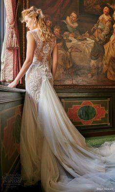 Solo Merav 2016 Wedding Dresses — + Interview with Designer Merav Solo