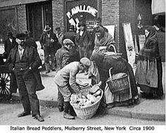 There is no doubt that life was tough for Italian Americans in the early 1900s, but they did what they had to. Unable to find work in Italy, many Italians came to America with plans to return home with new-found wealth.