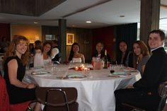 On April 28, 2017, UC Berkeley Newman Hall held a senior banquet for the Class of 2017.