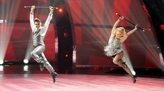 Tanisha Belnap and Rudy Abreu perform a Broadway routine choreographed by Warren Carlyle. See more: http://fox.tv/1ru7OXL