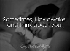 Like every night :3