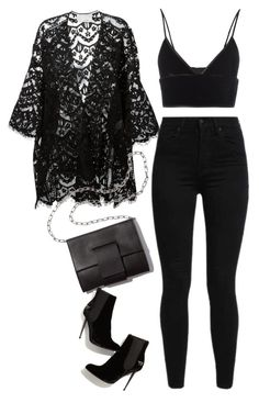 """""""When I'm calm"""" by kiara-tuggle ❤ liked on Polyvore featuring Chloé, T By Alexander Wang, MM6 Maison Margiela, Levi's and Tom Ford"""