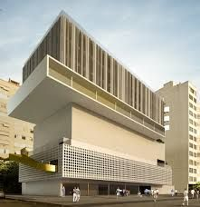Isay Weinfeld - MIS - Museum of Image and Sound - São Paulo/Brazil