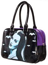 Sparkling Spook Lily Munster Purse at PLASTICLAND