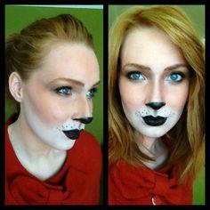 Fox Halloween Makeup - Imgur