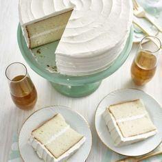 Το κέικ αυτό κι εγώ έχουμε …ένα παρελθόν. Εδώ και πολύ καιρό έβλεπα τις συνταγές για το περίφημο «κέικ των αγγέλων» που μου «έκλειναν το ...