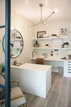 Our Editorial Director's Office Reveal - Juniper Home Editorial