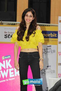 Pooja Chopra at Pink Power Women Entrepreneurs Awards 2015 in Mumbai