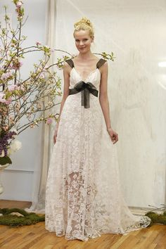 Gown by Elizabeth Fillmore