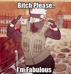 Sassy Kakashi : Photo