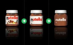 """Here's a series of clean packaging designed by Antrepo for brands like Nutella, Pringles, Corn Flakes, Red Bull, Durex and other brands. """"Minimalist effect in the maximalist market"""". Web Design, Design Firms, Graphic Design, Flat Design, Logo Minimalista, Design Minimalista, Cool Packaging, Brand Packaging, Product Packaging"""