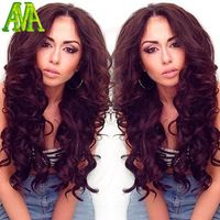 Body Wave Brazilian Virgin Hair Glueless Full Lace Human Hair Wigs For Black Women Lace Front Wig 100 Human Hair Wig Middle Part