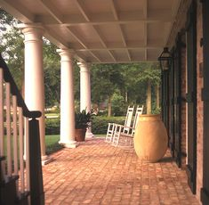 A. Hays Town porch