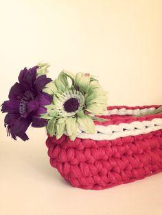 Trapillo o crochet XXL, la manualidad de moda
