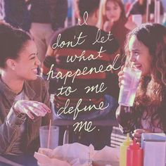 Image about quotes in 13 reasons why📼💘 by Michaela 13 Reasons Why Quotes, Thirteen Reasons Why, How To Express Feelings, Feelings And Emotions, 13 Reasons Why Aesthetic, Don't Let, Let It Be, Single Pic, Cool Captions
