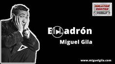 """"""" El Ladrón"""" es uno de los relatos más divertido de Miguel Gila que puedes escuchar en este vídeo con audio y texto."""