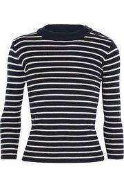 NLST Sailor striped merino wool sweater