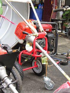Atv Attachments, Grass Cutter, Garden Tools, Baby Strollers, Gym Equipment, Bike, Gardens, Cacao, Chainsaw