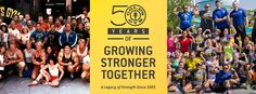For 50 years Gold's Gym has built A Legacy of Strength and delivered life-changing results for millions of members. Since 1965, we've been Stronger with YOU!