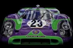 Le Mans Classic 1970 Porsche 917