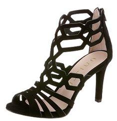 c575b90f1b29 Diese Schuhe für den Sommer sollte jede Frau besitzen. High Heel Sandalette  schwarz