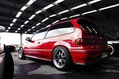 Honda Civic Hatchback, Honda Crx, Honda Civic Si, Civic Jdm, Jdm Cars, Future Car, Car Stuff, Japan Cars, Hobby Lobby