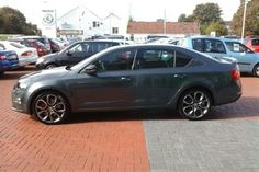 Skoda Octavia 2.0 TDI CR vRS (184BHP) 5-Dr Hatchback Used Cars, Cars For Sale, Vehicles, Life, Autos, Vehicle