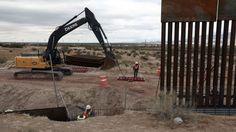 Plus de 220 sociétés ont déjà répondu à l'appel d'offres du gouvernement américain pour la construction du mur controversé entre le Mexique et les Etats-Unis. Parmi elles figure le cimentier suisse LarfargeHolcim.
