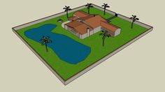 Italian Villa - 3D Warehouse