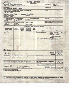 Vintage  Income Tax Form  Blank By Capricornoneephemera