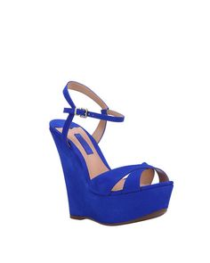 beautiful suede wedges (Endyra by Schutz)