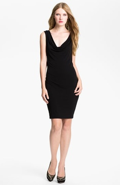 FELICITY & COCO Cowl Back Jersey Sheath Dress (Nordstrom Exclusive) | Nordstrom : Holiday dress