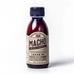 "Après-shampooing pour la barbe Steve ""The Leave-In"" Macho"
