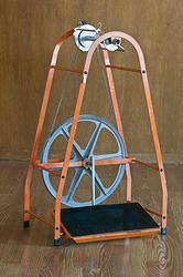 Columbine Spinning Wheel
