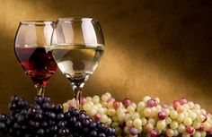 wine, red, white, alcohol, grape, goblet, yellow background, clean wallpaper