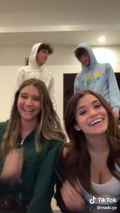Zoe And Cody, Funny Memes Tumblr, American Guy, Josh Richards, Friends Gif, Famous Photos, Rare Videos, Dance Choreography Videos, Cute Couple Videos