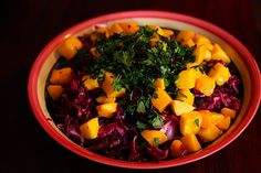 the best mango slaw you will ever eat.  100% guarantee.  it's mind-blowing. Can't wait to make it.