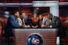 Photos - Seahawks to ESPN