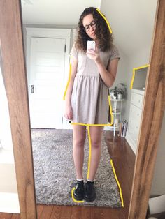 ☼ L I N A ☾ — vangoghkid:   first lil summery ootd!! dress from...