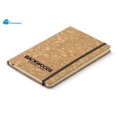 Kurken notitieboek A5 - Gullegever