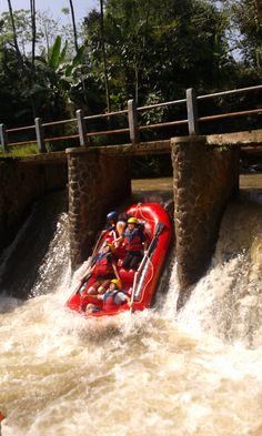 Rafting-Kalibaru Adventure, Kalibaru, Sukaraja-Cimahpar Bogor